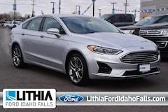 2019 Ford Fusion SEL FWD Car