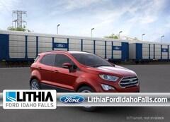 2020 Ford EcoSport SE 4WD Sport Utility