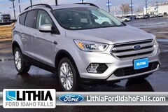 New 2019 Ford Escape SEL Sport Utility Idhao Falls