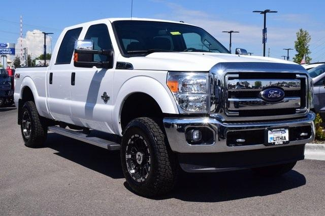 2016 Ford Super Duty >> Used 2016 Ford Super Duty F 250 Srw For Sale At Broadway Ford Vin