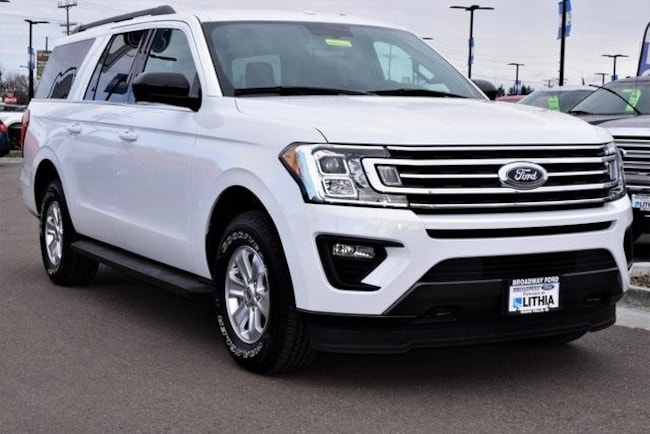 2018 Ford Expedition Max XL 4x4 Sport Utility