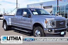 Used 2020 Ford Super Duty F-350 DRW Lariat 4WD Crew Cab 8 Box Crew Cab Pickup Idaho Falls
