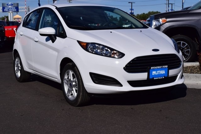 2018 Ford Fiesta SE Car