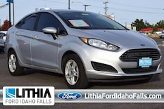 Used 2018 Ford Fiesta SE Sedan Car Idaho Falls