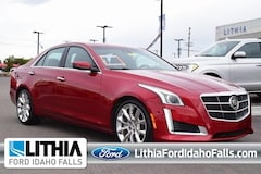 Used 2014 Cadillac CTS 4dr Sdn 3.6L Performance AWD Car Idaho Falls