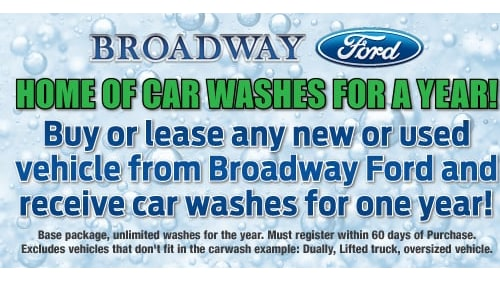 Broadway Ford Idaho Falls >> New Vehicle Specials Broadway Ford