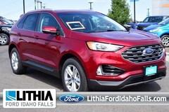 New 2019 Ford Edge SEL Sport Utility Idhao Falls