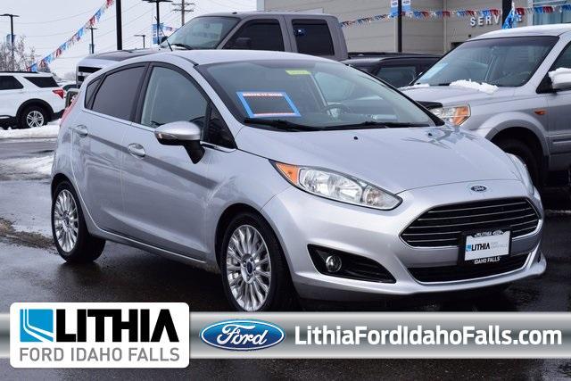 2015 Ford Fiesta Car