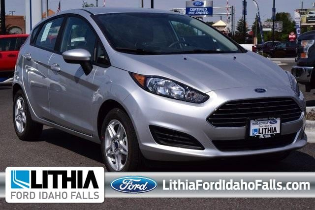 2019 Ford Fiesta Car