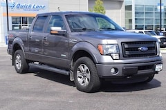 Used 2014 Ford F-150 4WD Supercrew 145 FX4 Crew Cab Pickup Idaho Falls