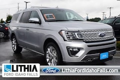 2019 Ford Expedition Max Platinum MAX Sport Utility