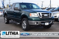 Used 2008 Ford F-150 4WD Supercab 145 XLT Extended Cab Pickup Idaho Falls
