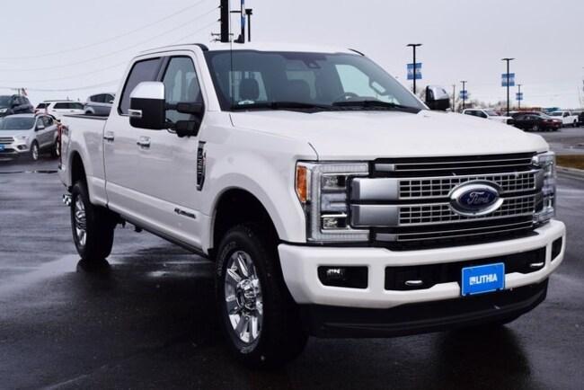 2019 Ford F-350 F-350 Platinum Truck Crew Cab