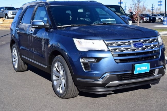 2019 Ford Explorer Limited Sport Utility