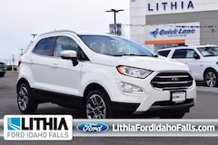 2019 Ford EcoSport Titanium 4WD Sport Utility