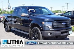 2014 Ford F-150 4WD Supercrew 157 FX4 Crew Cab Pickup