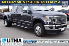 New 2020 Ford Super Duty F-350 DRW F-350 Lariat Crew Cab Pickup Idaho Falls ID