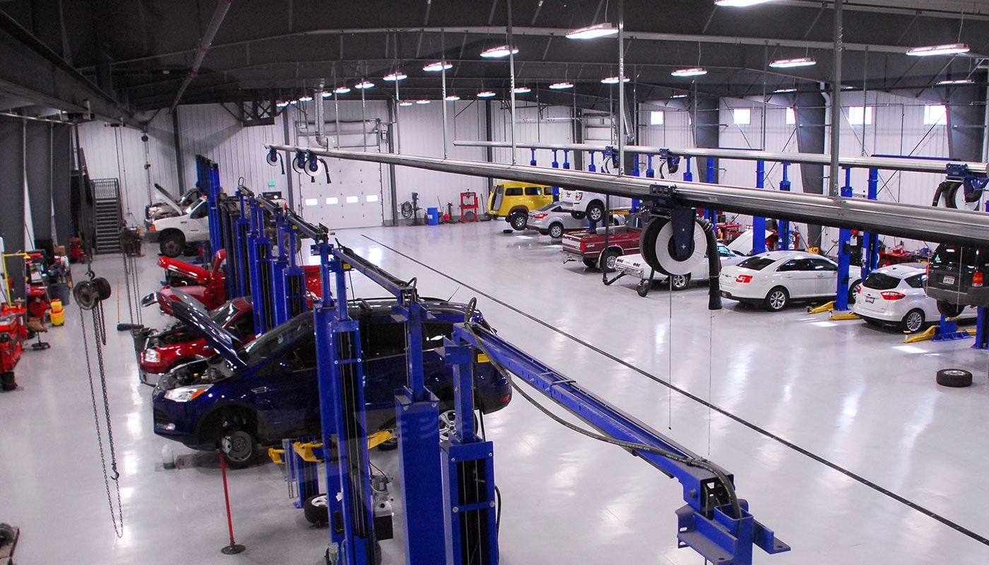 Broadway Ford Idaho Falls >> Ford Service Center | Broadway Ford