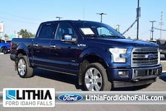 Used 2017 Ford F-150 4WD Supercrew 145 Limited Crew Cab Pickup Idaho Falls