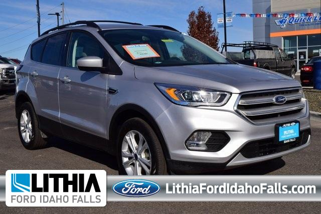 2018 Ford Escape SEL 4WD Sport Utility