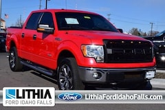 Used 2011 Ford F-150 4WD Supercrew 145 XLT Crew Cab Pickup Idaho Falls