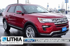 New 2019 Ford Explorer Limited Sport Utility Idhao Falls