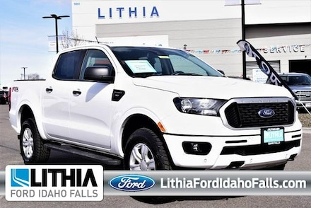 2019 Ford Ranger XLT 4WD Supercrew 5 Box Crew Cab Pickup