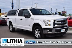 Used 2016 Ford F-150 4WD Supercab 145 XLT Extended Cab Pickup Idaho Falls