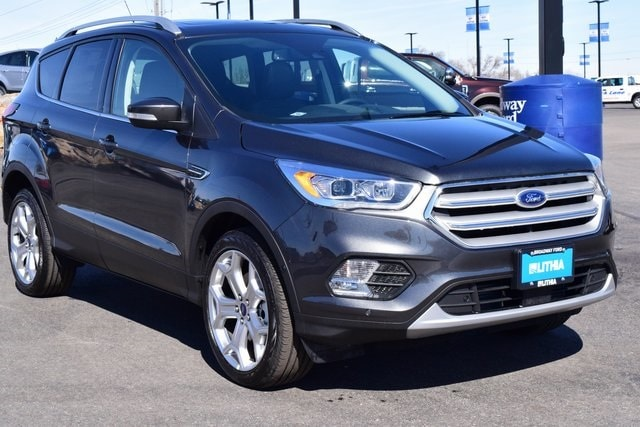 Broadway Ford Idaho Falls >> New 2019 Ford Escape For Sale At Broadway Ford Vin