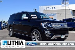 2020 Ford Expedition Max Platinum MAX Sport Utility