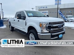 Used 2020 Ford Super Duty F-250 SRW XLT 4WD Crew Cab 8 Box Crew Cab Pickup Idaho Falls