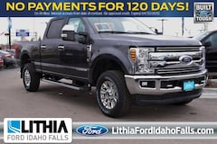 New 2019 Ford Super Duty F-250 SRW F-250 Lariat Crew Cab Pickup Idaho Falls ID