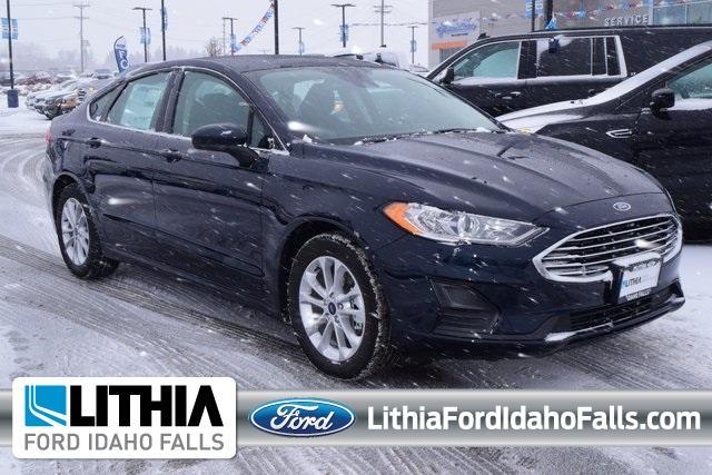 2020 Ford Fusion Car