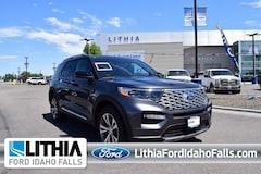 2020 Ford Explorer Platinum Sport Utility