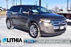 2013 Ford Edge 4dr Limited AWD Sport Utility
