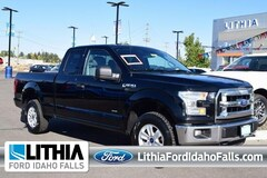 Used 2017 Ford F-150 4WD Supercab 145 XLT Extended Cab Pickup Idaho Falls