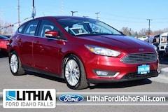 Used 2017 Ford Focus Titanium Hatch Car Idaho Falls