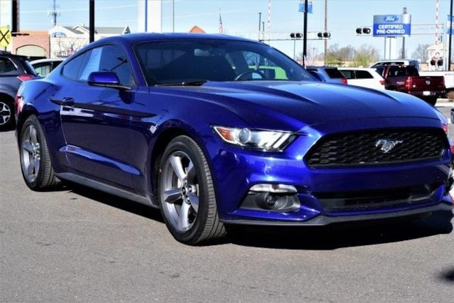 2015 Ford Mustang 2dr Fastback V6 Car