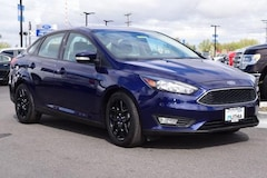 2016 Ford Focus 4dr Sdn SE Car