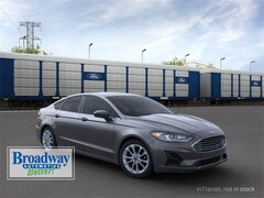 New  2020 Ford Fusion Hybrid SE Sedan for sale in Green Bay