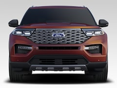 New  2021 Ford Explorer XLT SUV for sale in Green Bay