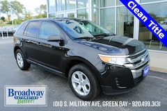 Used 2013 Ford Edge SE SUV M028095A for sale in Green Bay