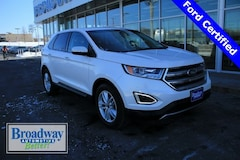 Used 2017 Ford Edge SEL SUV M028428 for sale in Green Bay