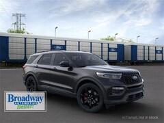 New 2020 Ford Explorer ST SUV 1FM5K8GC7LGB61614 M028107 for sale near Appleton