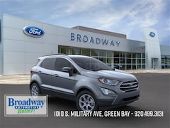 New  2020 Ford EcoSport SE SUV for sale in Green Bay