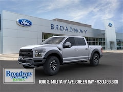 New 2019 Ford F-150 Raptor Truck for sale De Pere