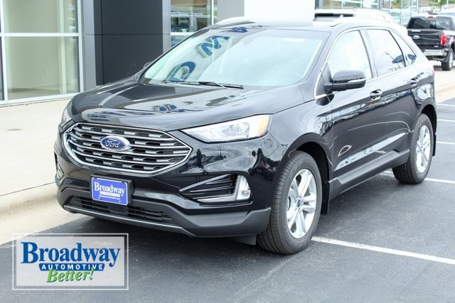 2019 Ford Edge: News, Changes, Arrival >> New 2019 Ford Edge For Sale Green Bay Wi Stk M027018