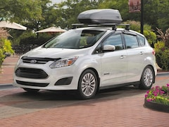 Used 2017 Ford C-Max Hybrid Titanium Hatchback M029281 for sale in Green Bay