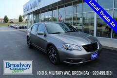 Used 2012 Chrysler 200 S Sedan for sale in Green Bay