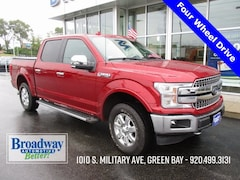 Used 2018 Ford F-150 Lariat Truck M028481A for sale in Green Bay